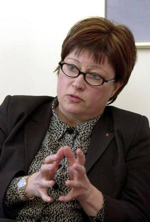 Ny kommunchef. Bara formalia återstår innan Kerstin Söderlund kan tillträda som ny kommunchef i Vansbro.
