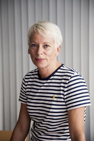 Ulrika Rapp på Hemslöjden, en rikstäckande organisation för slöjd och hantverk.