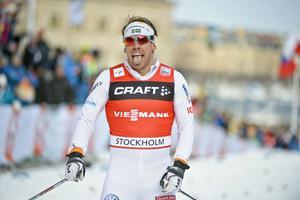 Emil Jönsson slog Petter Northug med över tre minuter på lördagens femmil i Holmenkollen.