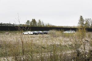 Efter att den gamla Philipsonstomten utrymdes så flyttade flera av EU-migranterna till Alderholmen.