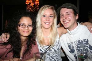 Silk. Diana, Jeanette och Peter