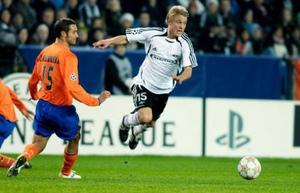 Rosenborg–Valencia.