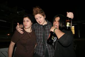 Club Kak. Carolina, Camilla och Cissi