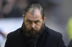 Alexander Axén var till stora delar nöjd med sitt lag trots förlusten mot AIK.