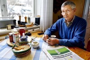 – Det här är att inte erbjuda lika vård på lika villkor till alla, säger Sture Henningsohn, ordförande i Träpatronerna, prostatacancerföreningen i Västernorrland.