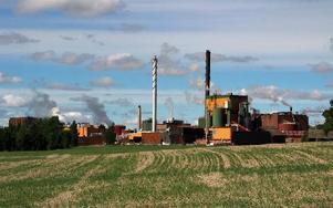 I måndags varslade Stora Enso om att 130 anställda måste sluta på kartongfabriken i Fors, Avesta. Foto: Eva Högkvist