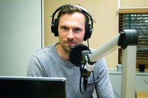 Johan Olsson höll sitt sommarprat den 27 juni.