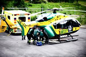 I går kom det slutgiltiga beslutet: landstinget Dalarna köper en ambulanshelikopter till år 2015.