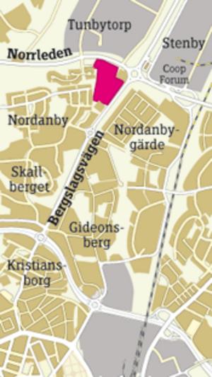Bygget på Nordanby gärde får klartecken.
