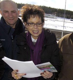 Elisabeth Johansson är förväntansfull inför säsongen 2009.