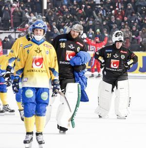 VM-finalen i Irkutsk blev en besvikelse när Anders Svensson för första gången fick gå före Andreas Bergwall.