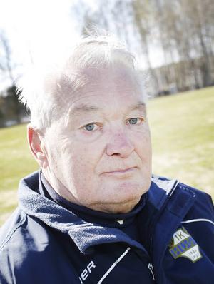 Bosse Söderberg, 80 år.