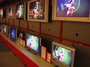 En platt tv kan dra fem gånger så mycket ström som en 006d423e6f207