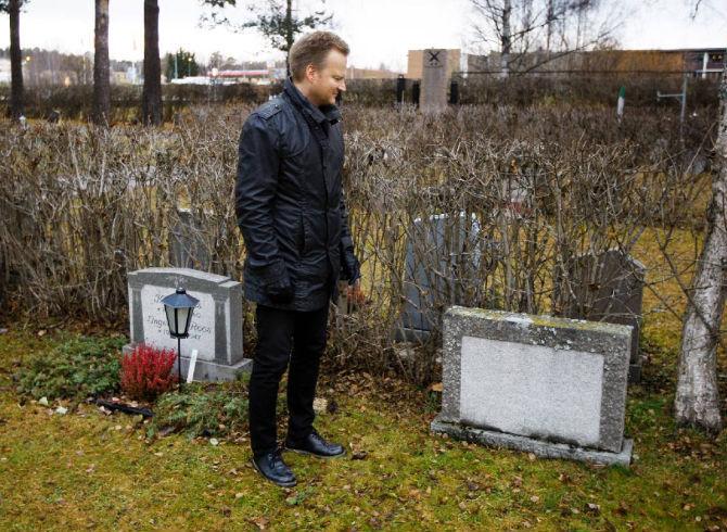gravplats kostnad efter 25 år