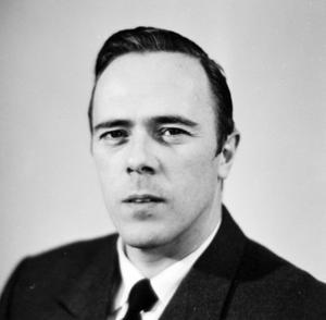 Så här såg Gunnar Jonasson ut för 70 år sedan. Då var han 18 år och hade nyss tagit körkort