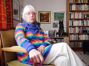 – Läget är centralt. Samtliga lägenheter i mitt trapphus var och är seniorboende. Jag hade planerat för en säker och trygg ålderdom, säger Gudrun Thurhagen . Men för henne blev verkligheten något helt annat.