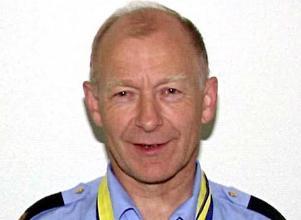 Jan-Erik Berg är numera pensionär, men verkade under många år som polis i Gagnef.