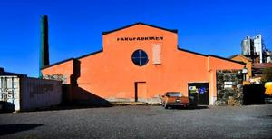 Färgfabriken i Stockholm.Foto: Dan Hansson/Scanpix