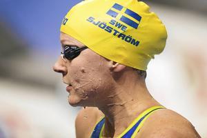Simmarstjärnan Sarah Sjöström.