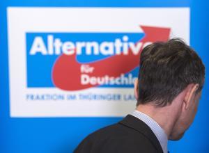 Bjoern Hoecke, ordförande för Alternative fuer Deutschland (AfD).