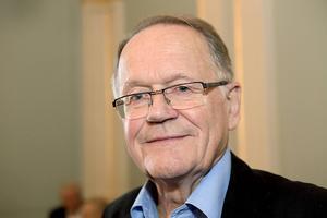 Förre riksdagsmannen Lennart Bolander (M).
