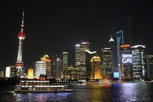 Miljonstaden Shanghai i Kina blir Patrik Ruiz nya hem i minst två år.