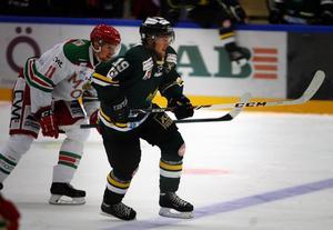 Daniel Magnusson och ÖIK spelar seriepremiär i dag.