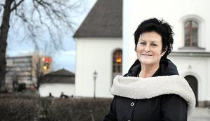 Lena Wängmark har tagit tre veckors semester.