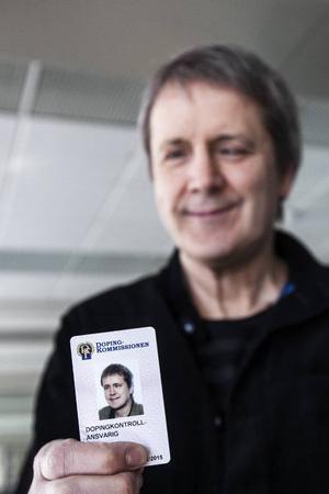 Sture Espwall är dopningskontrollansvarig på Riksidrottsförbundet och har jobbat flera år med dopningsfrågor.