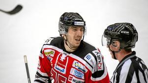 Lämnar Örebro Hockey på fredagen.