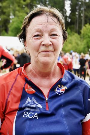 Ann-Britt Bengtsson, Selånger SK, 65 år.