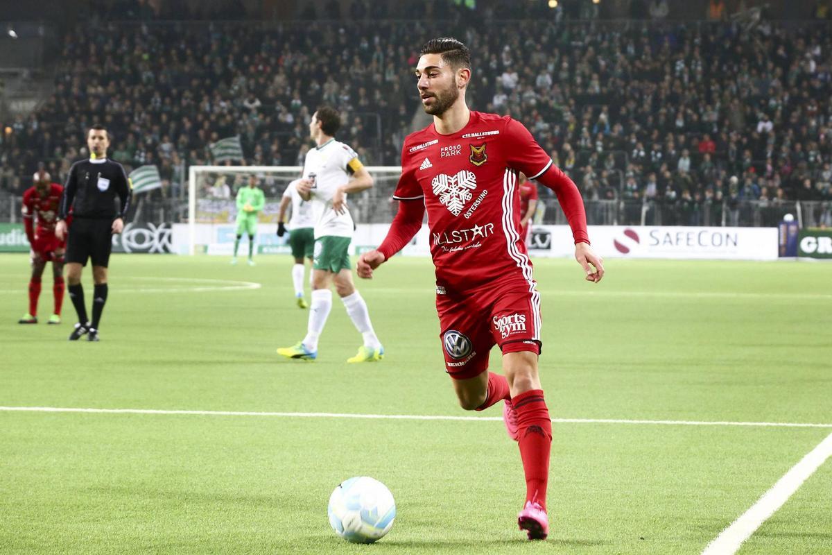 Glädjebesked inför dagens ÖFK-match  Somi tillbaka efter skadan a9a97f188dfe8