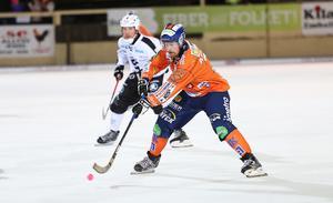 Ville Aaltonen - en veteran som håller stilen i Bollnäs GIF. Nu får han en sällsynt lång startsträcka.