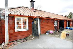 Stallet i Tolvfors.