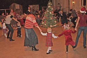 Nu är det jul. Julfesten på Seljansborg är en tradition som under lördagen firar 50 år.