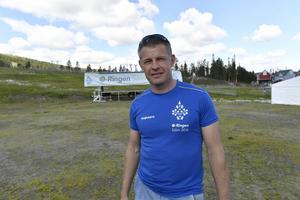Jimmy Birklin är besviken över att så många svenska VM-namn uteblir i Sälen.