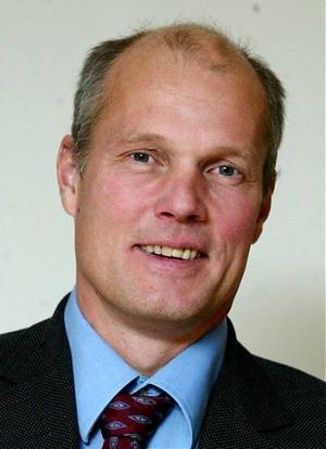Michael Gårdebäck, chef för division medicin vid länssjukhuset Sundsvall-Härnösand.