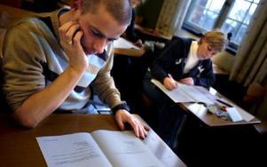 Antalet utländska studenter på Högskolan Dalarna har minskat från 560 till 120 sedan avgifterna infördes vid årsskiftet.FOTO: SCANPIX