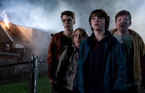 """""""Super 8"""" är en av sommarens stora filmsnackisar."""