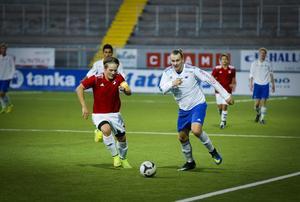 Oscar Nässéns IFK Östersund besegrade Pontus Edholms Ope på Jämtkraft Arena.