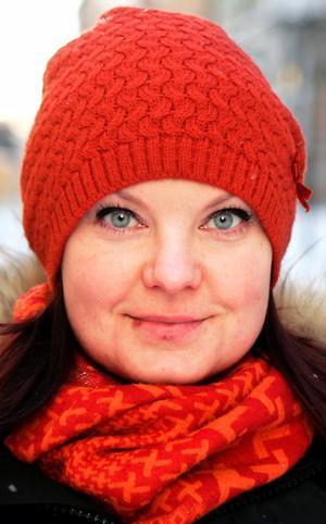 Therese Larsson, 31 år, Östersund: – Min kompis Kei. Hon är en väldigt bra vän som förtjänar en kram. Hon ställer upp, vi funkar väldigt bra ihop och har samma typ av humor.