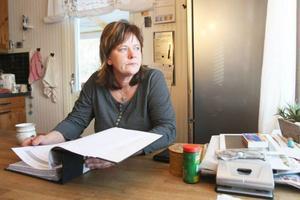 Emma Karlsson på den sista bilden som togs av henne innan dödsolyckan, på utflykt till Sonfjället