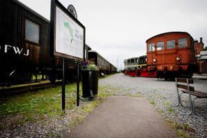 Lokmuseet i Grängesberg välkomnar turister och ortsbor till fyra trivselkvällar i sommar med start nu på onsdag den 26 juni. (Arkivbild)
