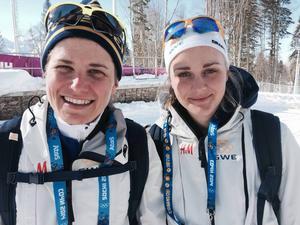Ida Ingemarsdotter är också med i truppen inför Davos.