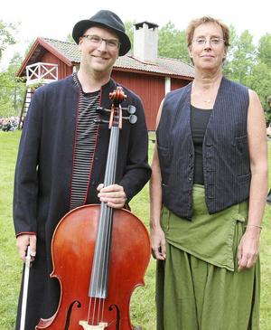 De bland Dan Andersson-vänner kända underhållarna Andreas Jacobsson och Maria Sedell finns bland de nominerade till kulturpriset.
