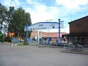 SSAB är en av Borlänges största arbetsgivare med 2200 anställda.