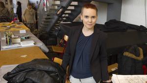 Sara Lövestam är sin egen genre.