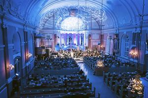 Avslutningskonserten i Älvdalens kyrka hade hela tre mycket starka framföranden.