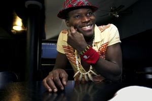 – Dansen betyder allt för mig, säger Kaskito Ngongo.