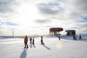 Svarta Skals är en favorit för alla som söker fart. En av Sveriges bästa backar enligt tidningen Åka Skidor.